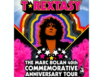 The Marc Bolan 40th Commemorative Anniversary Tour: T.Rextasy picture