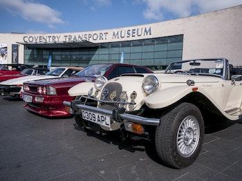 Coventry Transport Museum venue photo