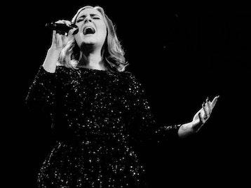 Adele artist photo