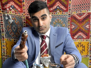 Comedy @ The Boo: Tez Ilyas, Justin Moorhouse, Tom Taylor, Hayley Ellis picture