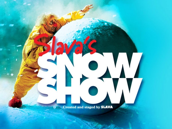 Slava's Snow Show Tour Dates