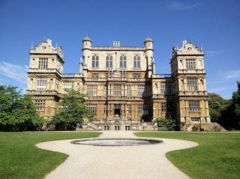 Wollaton Hall venue photo