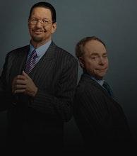 Penn & Teller artist photo