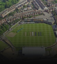 Northants County Cricket Ground artist photo