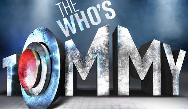 The Who's Tommy Tour Dates