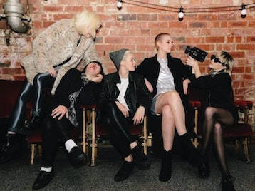 Pins At The Bunker: PINS + Female Band + King DJ + Volkov Commanders picture