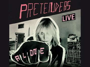 'Alone' Tour: The Pretenders, The Rails picture