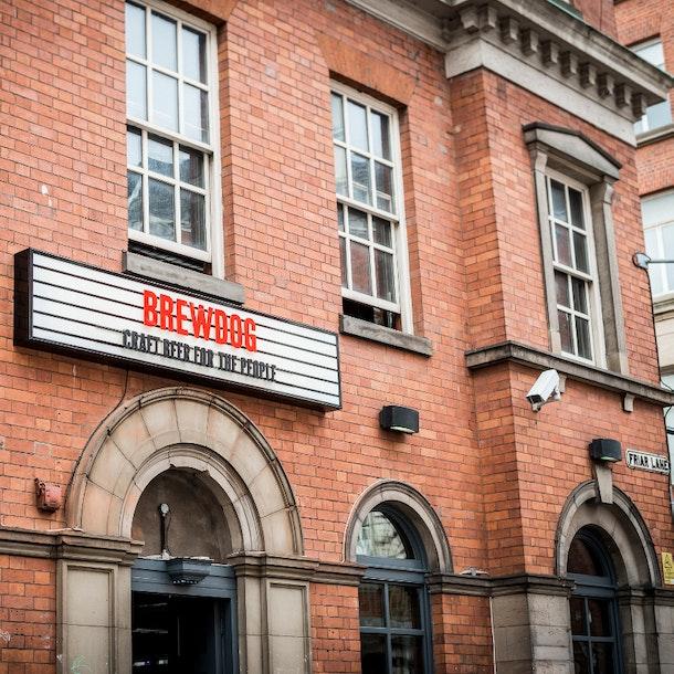 BrewDog Leicester Events