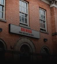 BrewDog Leicester artist photo