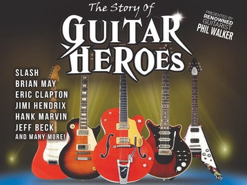 The Story Of Guitar Heroes picture