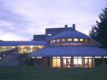 Aberystwyth Arts Centre venue photo