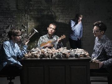 True Troubadours: Maia picture