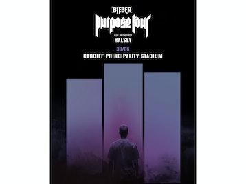 Purpose World Tour: Justin Bieber, Halsey, Will Heard picture
