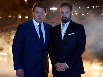 Together Again: Michael Ball, Alfie Boe picture