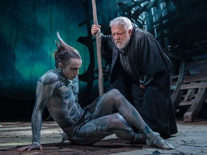 Film promo picture: Royal Shakespeare Company 2017: The Tempest