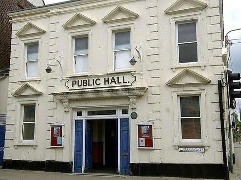 Beccles Public Hall & Theatre Events