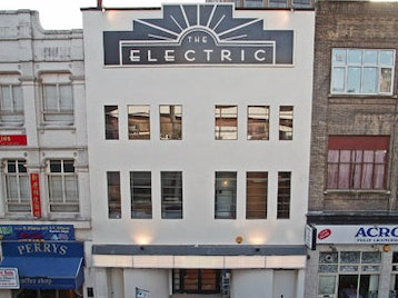 The Electric Cinema venue photo