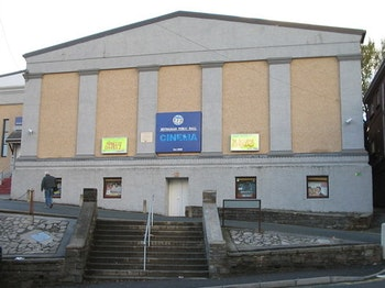 Brynamman Public Hall Cinema venue photo