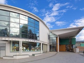 Dundee Contemporary Arts (DCA) venue photo