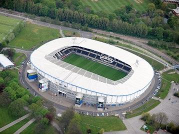 KC Stadium venue photo