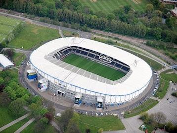 KC Stadium picture