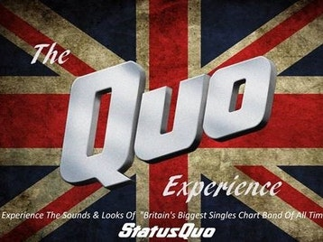The Quo Experience artist photo