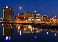 Waterfront Hall artist photo