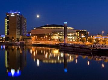 Waterfront Hall venue photo