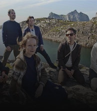 British Sea Power artist photo