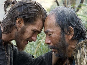 Film promo picture: Silence (2017)