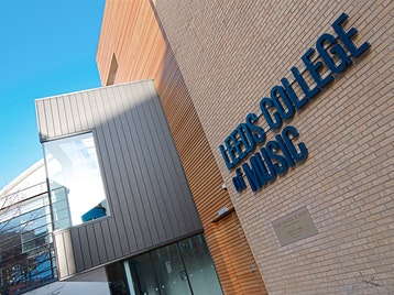 Leeds College of Music picture