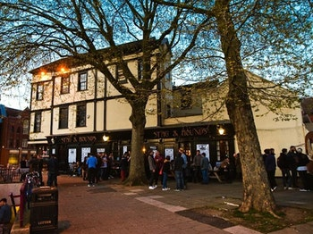 Stag & Hounds venue photo
