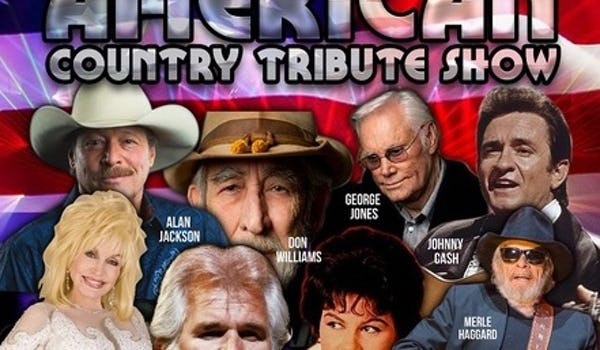 The Legends Of American Country Tour Dates