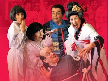 Mikado: National Gilbert & Sullivan Opera Company picture
