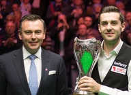 UK Championship Snooker artist photo