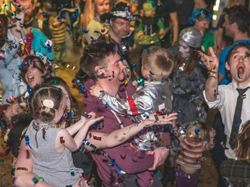 BFLF Family Rave Exeter 2nd Birthday: Big Fish Little Fish picture