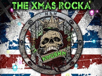 HRH The Xmas Rocka - NWOBHM picture