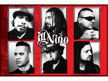 Ill Nino artist photo