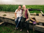 Steve Bush & Fran Fey artist photo