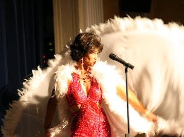 Shirley Bassey Tribute artist photo