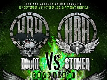 HRH Doom Vs Stoner - Chapter II picture