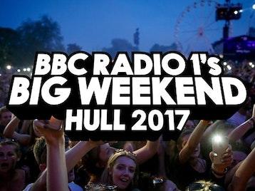 BBC Radio 1's Big Weekend Hull 2017 picture