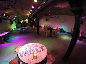 The Vault (No Sign Wine Bar) venue photo