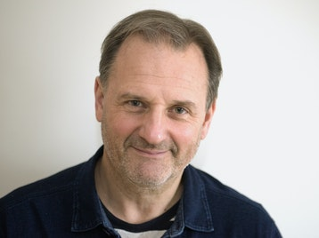 Mark Radcliffe artist photo