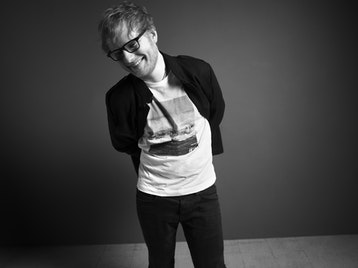 Ed Sheeran artist photo