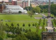 Glasgow Green artist photo
