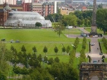 Glasgow Green venue photo