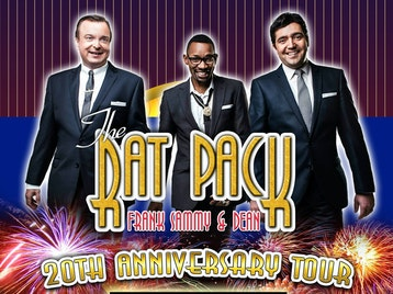 20th Anniversary Tour: The Rat Pack Is Back, Anita Harris, Kenny Lynch picture
