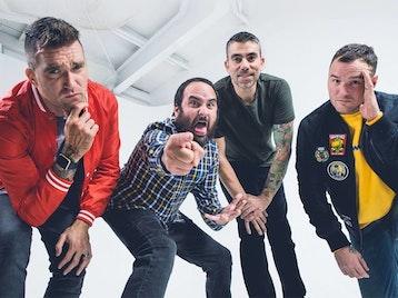 New Found Glory artist photo