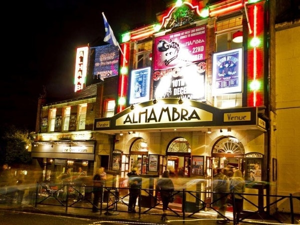 Alhambra Theatre Events